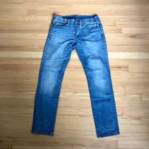 J. Crew 484 Slim Fit Stretch Jeans